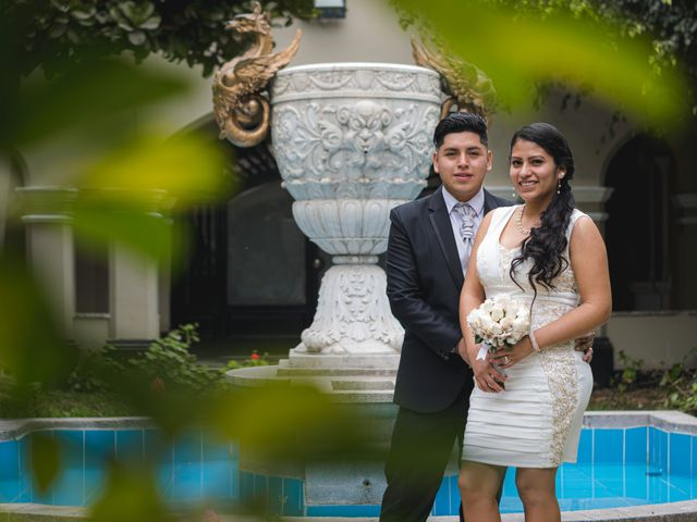 El matrimonio de Danitza y Erick en San Martín de Porres, Lima 32