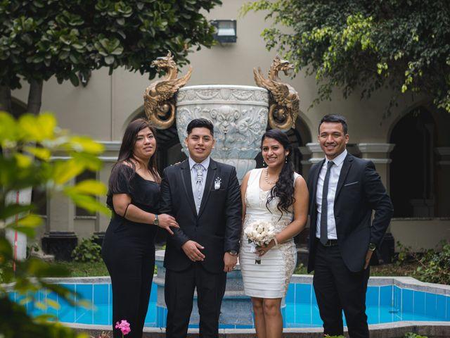 El matrimonio de Danitza y Erick en San Martín de Porres, Lima 33
