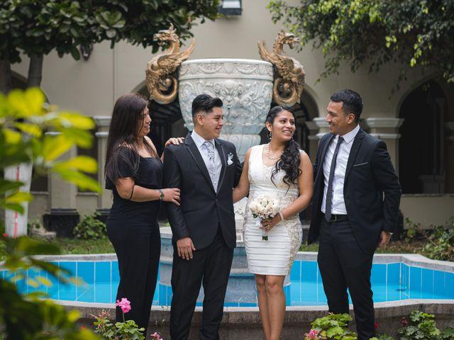 El matrimonio de Danitza y Erick en San Martín de Porres, Lima 34