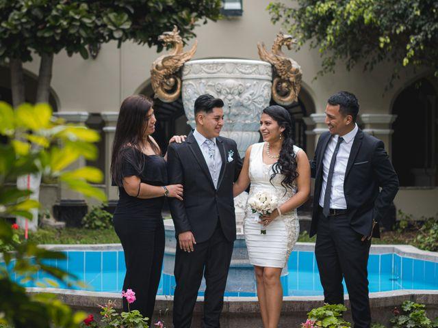 El matrimonio de Danitza y Erick en San Martín de Porres, Lima 35