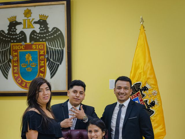 El matrimonio de Danitza y Erick en San Martín de Porres, Lima 36
