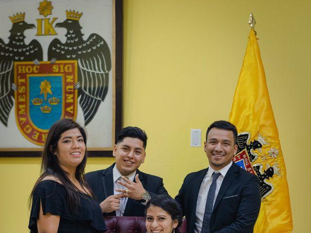 El matrimonio de Danitza y Erick en San Martín de Porres, Lima 1