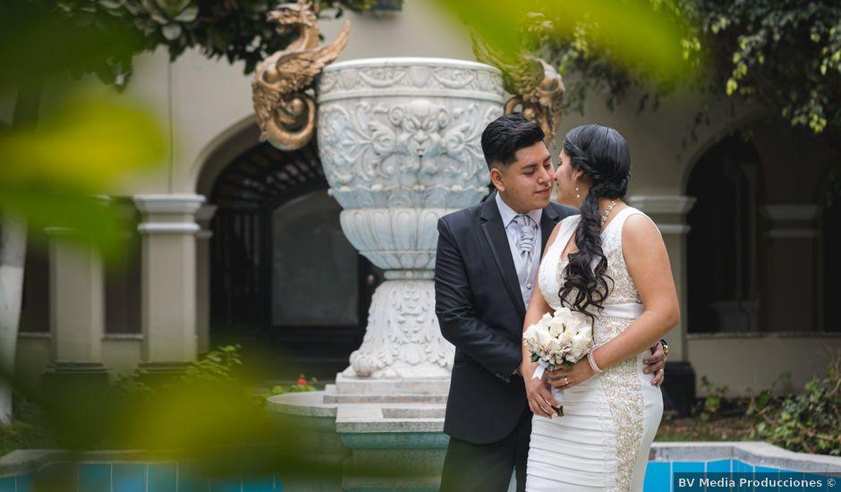 El matrimonio de Danitza y Erick en San Martín de Porres, Lima