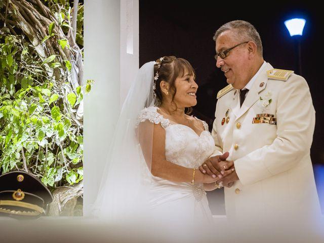 El matrimonio de Juan y Nery