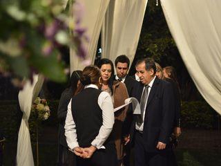 El matrimonio de Piero y Mirtha 3