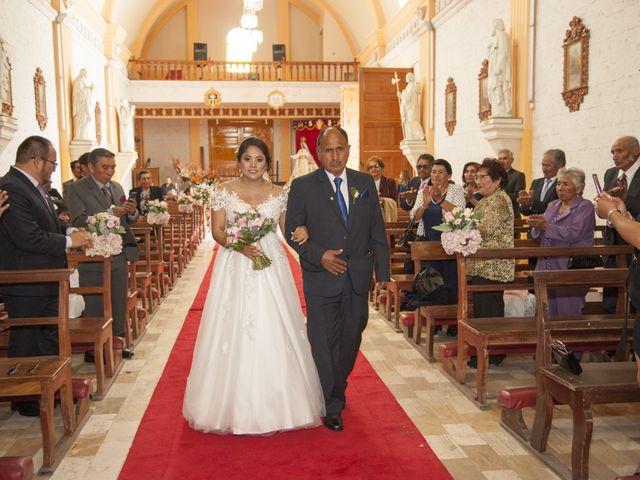 El matrimonio de Lizbeth y Diego en Arequipa, Arequipa 9
