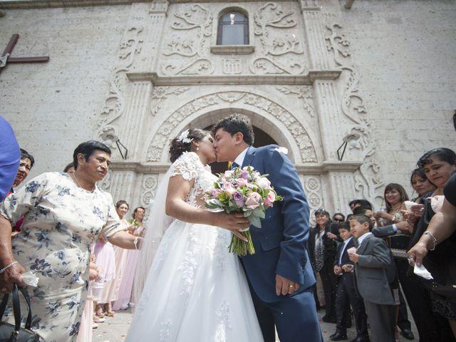 El matrimonio de Lizbeth y Diego en Arequipa, Arequipa 11