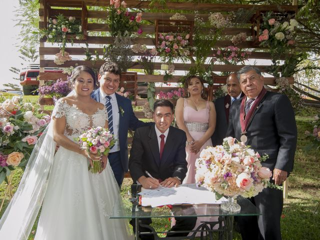 El matrimonio de Lizbeth y Diego en Arequipa, Arequipa 14