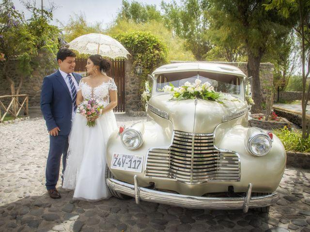 El matrimonio de Lizbeth y Diego en Arequipa, Arequipa 18