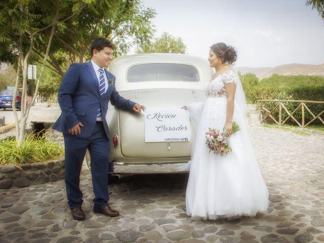 El matrimonio de Lizbeth y Diego en Arequipa, Arequipa 19