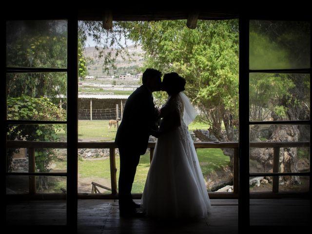 El matrimonio de Lizbeth y Diego en Arequipa, Arequipa 30