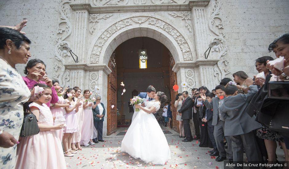 El matrimonio de Lizbeth y Diego en Arequipa, Arequipa