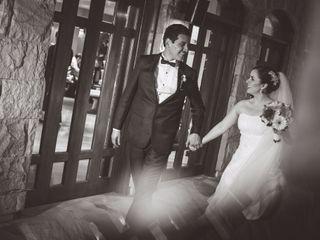 El matrimonio de Carla y Ricardo