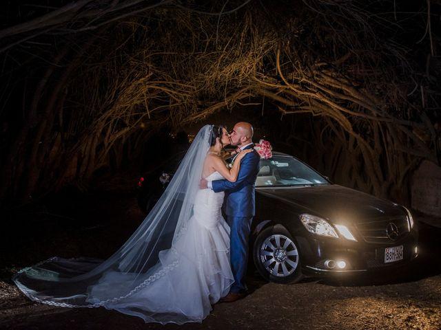 El matrimonio de Chloe y Ralfi