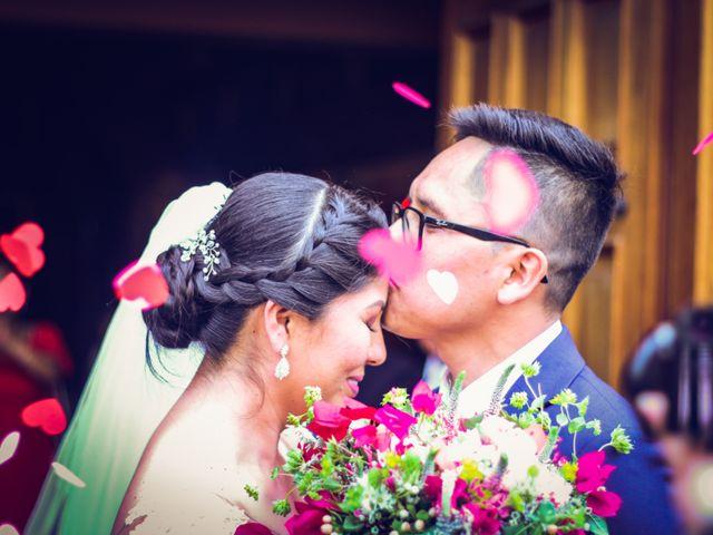 El matrimonio de Gimena y Angelo
