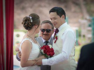 El matrimonio de Andrea y Pedro 2