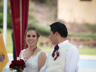 El matrimonio de Andrea y Pedro 3