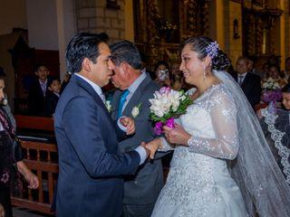El matrimonio de Angela y Glen 1