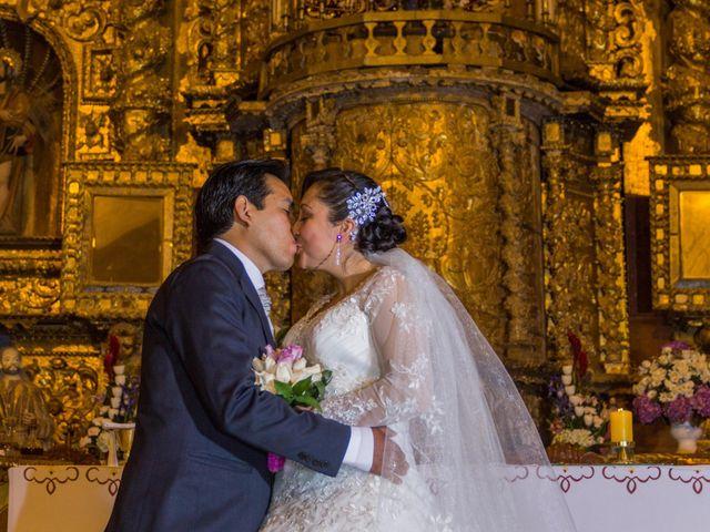 El matrimonio de Angela y Glen