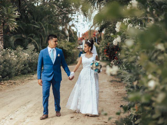 El matrimonio de Angella y Rommel en Sullana, Piura 6