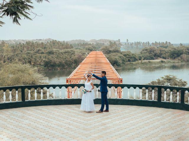 El matrimonio de Angella y Rommel en Sullana, Piura 7