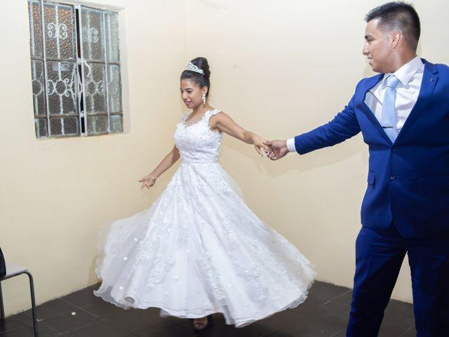 El matrimonio de Angella y Rommel en Sullana, Piura 16
