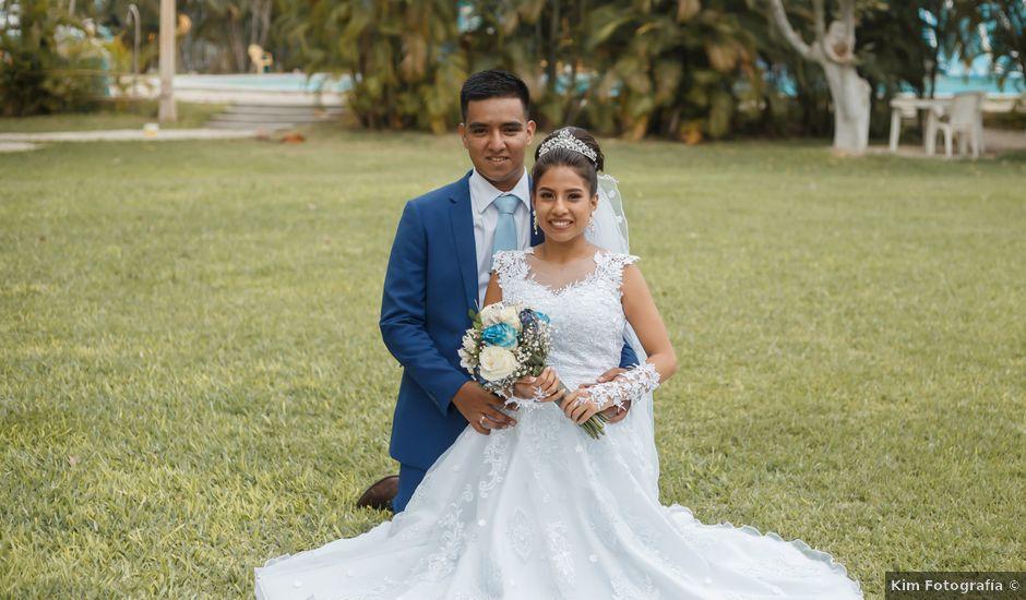 El matrimonio de Angella y Rommel en Sullana, Piura