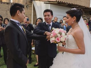 El matrimonio de Mayte y Ernesto 3