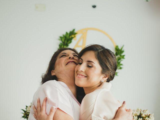 El matrimonio de Álex y Angélica en Santiago de Surco, Lima 10