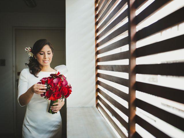 El matrimonio de Álex y Angélica en Santiago de Surco, Lima 11