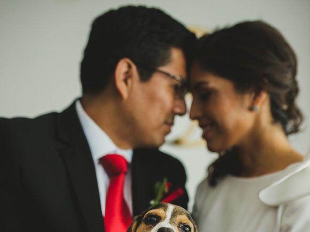 El matrimonio de Álex y Angélica en Santiago de Surco, Lima 13