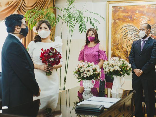 El matrimonio de Álex y Angélica en Santiago de Surco, Lima 17