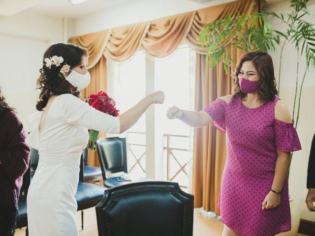 El matrimonio de Álex y Angélica en Santiago de Surco, Lima 25