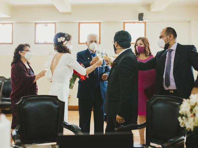 El matrimonio de Álex y Angélica en Santiago de Surco, Lima 31