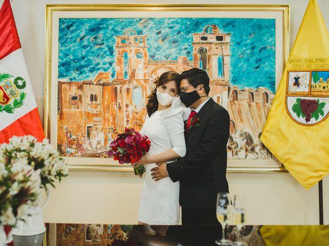 El matrimonio de Álex y Angélica en Santiago de Surco, Lima 33