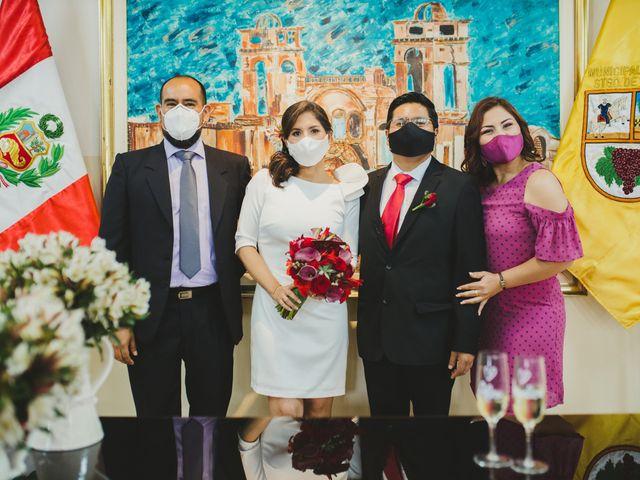El matrimonio de Álex y Angélica en Santiago de Surco, Lima 35