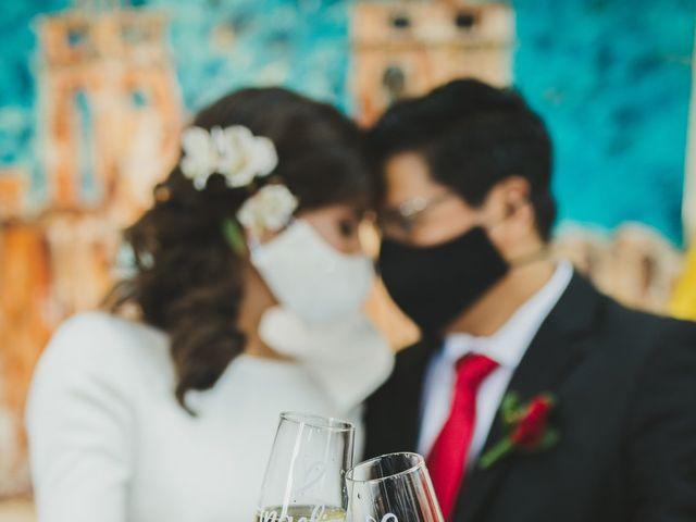 El matrimonio de Álex y Angélica en Santiago de Surco, Lima 36