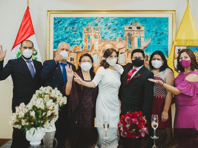 El matrimonio de Álex y Angélica en Santiago de Surco, Lima 37
