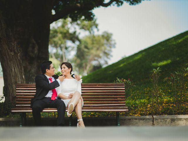 El matrimonio de Álex y Angélica en Santiago de Surco, Lima 46