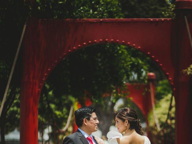El matrimonio de Álex y Angélica en Santiago de Surco, Lima 47