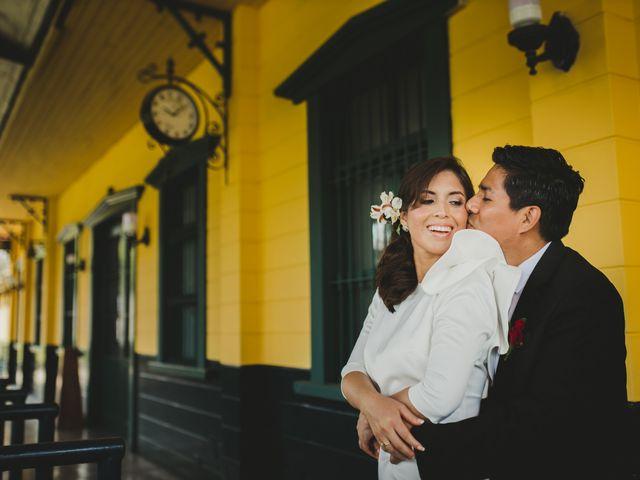 El matrimonio de Álex y Angélica en Santiago de Surco, Lima 49