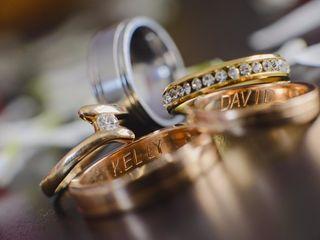 El matrimonio de Kelly y David 1
