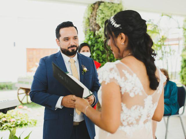 El matrimonio de Reginaldo y Patricia en San Borja, Lima 11