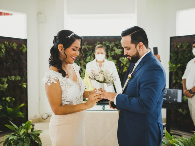 El matrimonio de Reginaldo y Patricia en San Borja, Lima 12