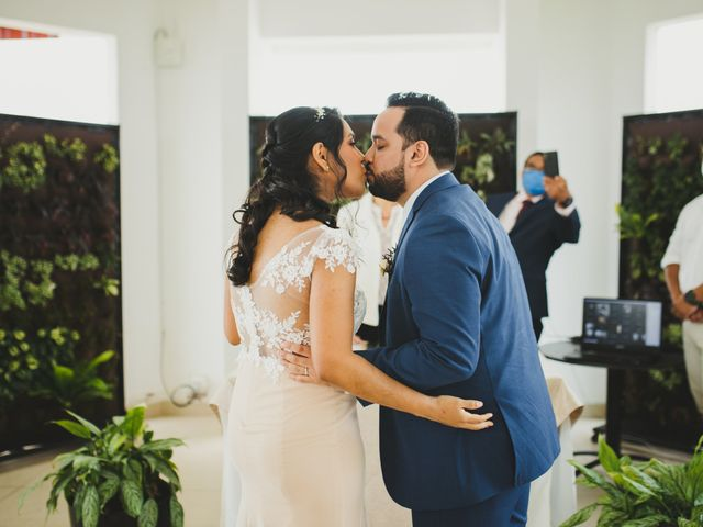 El matrimonio de Reginaldo y Patricia en San Borja, Lima 13