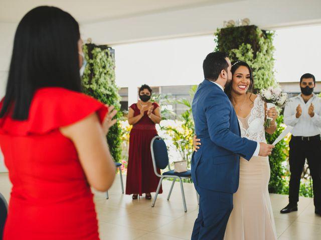El matrimonio de Reginaldo y Patricia en San Borja, Lima 18