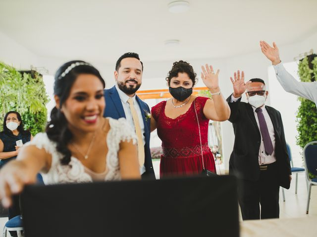 El matrimonio de Reginaldo y Patricia en San Borja, Lima 21