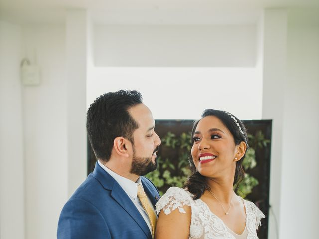 El matrimonio de Reginaldo y Patricia en San Borja, Lima 27