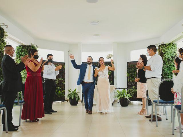 El matrimonio de Reginaldo y Patricia en San Borja, Lima 28