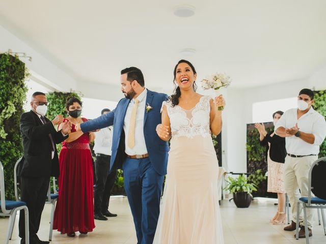 El matrimonio de Reginaldo y Patricia en San Borja, Lima 29